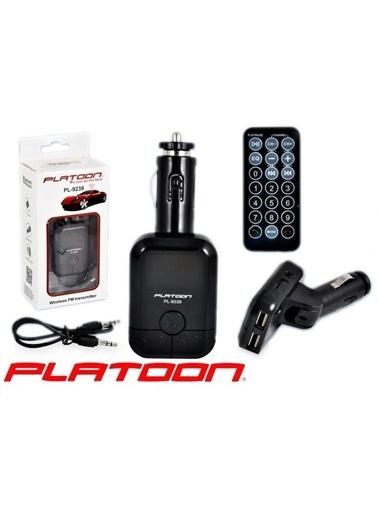 PL-9239 Bluethoot FM Transmitter-Platoon